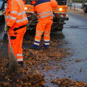 Wardex - sprzątanie dróg